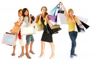 Retailvreugde bij consumenten